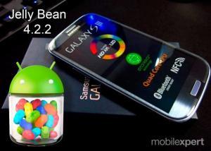 actualização android 4.2.2 para o S3
